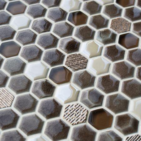 Honey Comb Brown