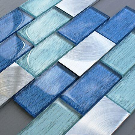 Port Blue Brick